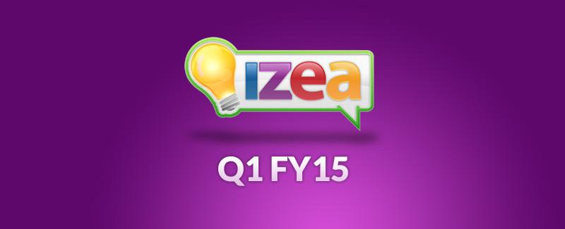Q1 FY15 IZEA, Inc. Earnings Call