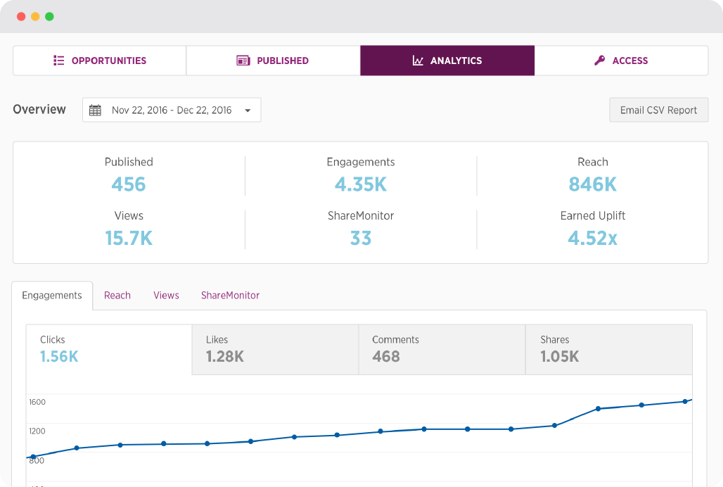 Influencer Marketing Campaign Analytics