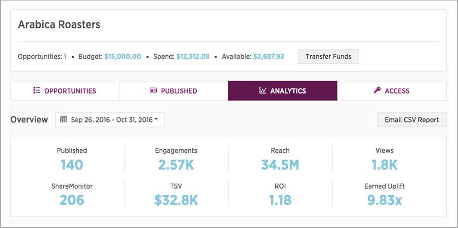 Analytics Campaign Analysis