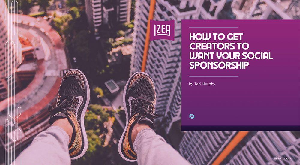 How to Get Creators to Want Your Social Sponsorship Download