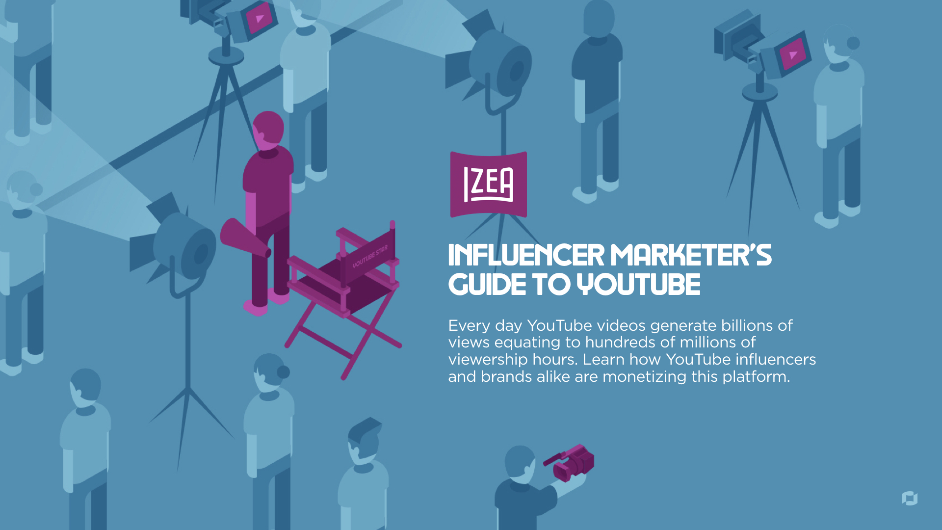 Influencer Marketer's Guide to YouTube Cover