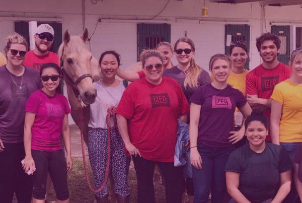 IZEA Cares Freedom Ride Volunteer Event