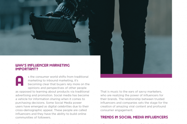 Influencer Marketer's Guide to YouTube Preview Image #1
