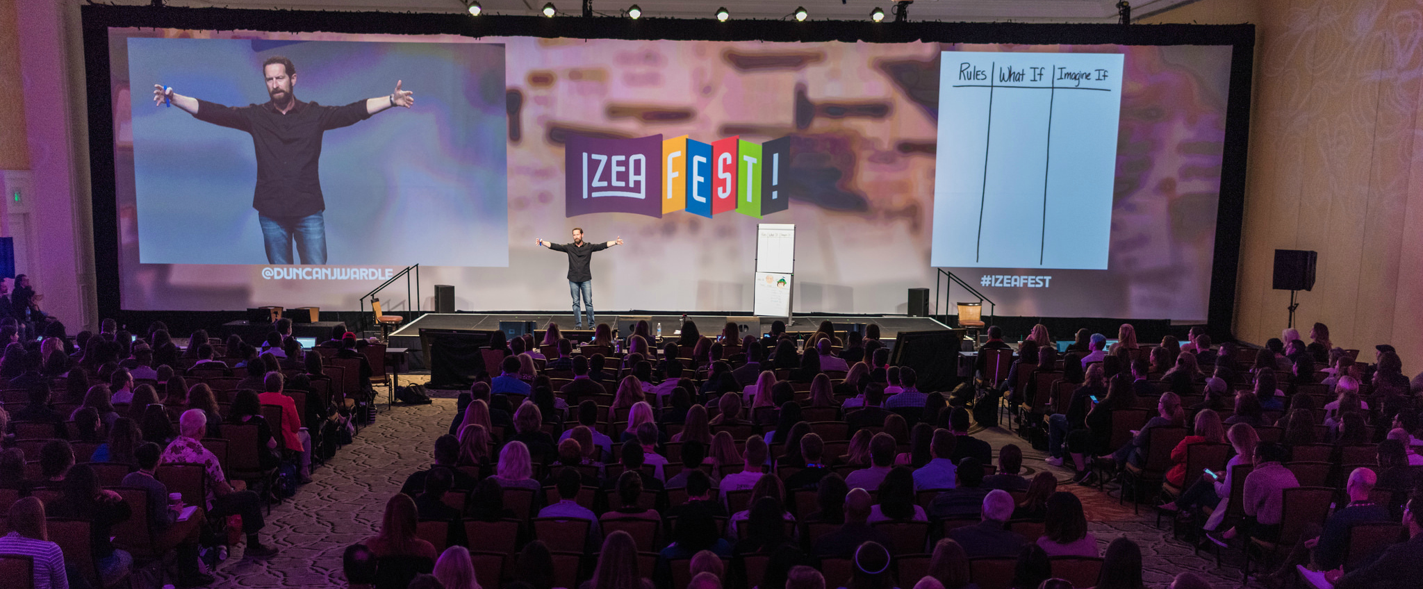 IZEAFest Session Video Recap: Duncan Wardle on Thinking Differently