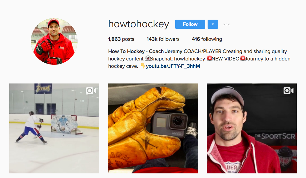 Jeremy Rupke Canadian Social Media Influencer