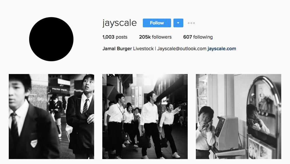 Jamal Burger Canadian Social Media Influencer