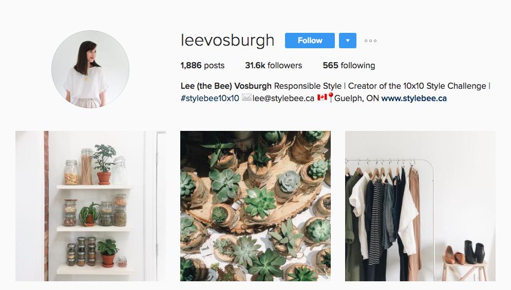 Lee Vosburgh Canada Social Media Influencer