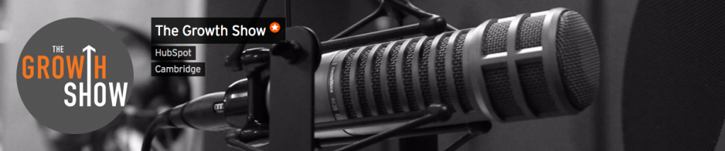 Hubspot The Growth Show Marketing Podcast