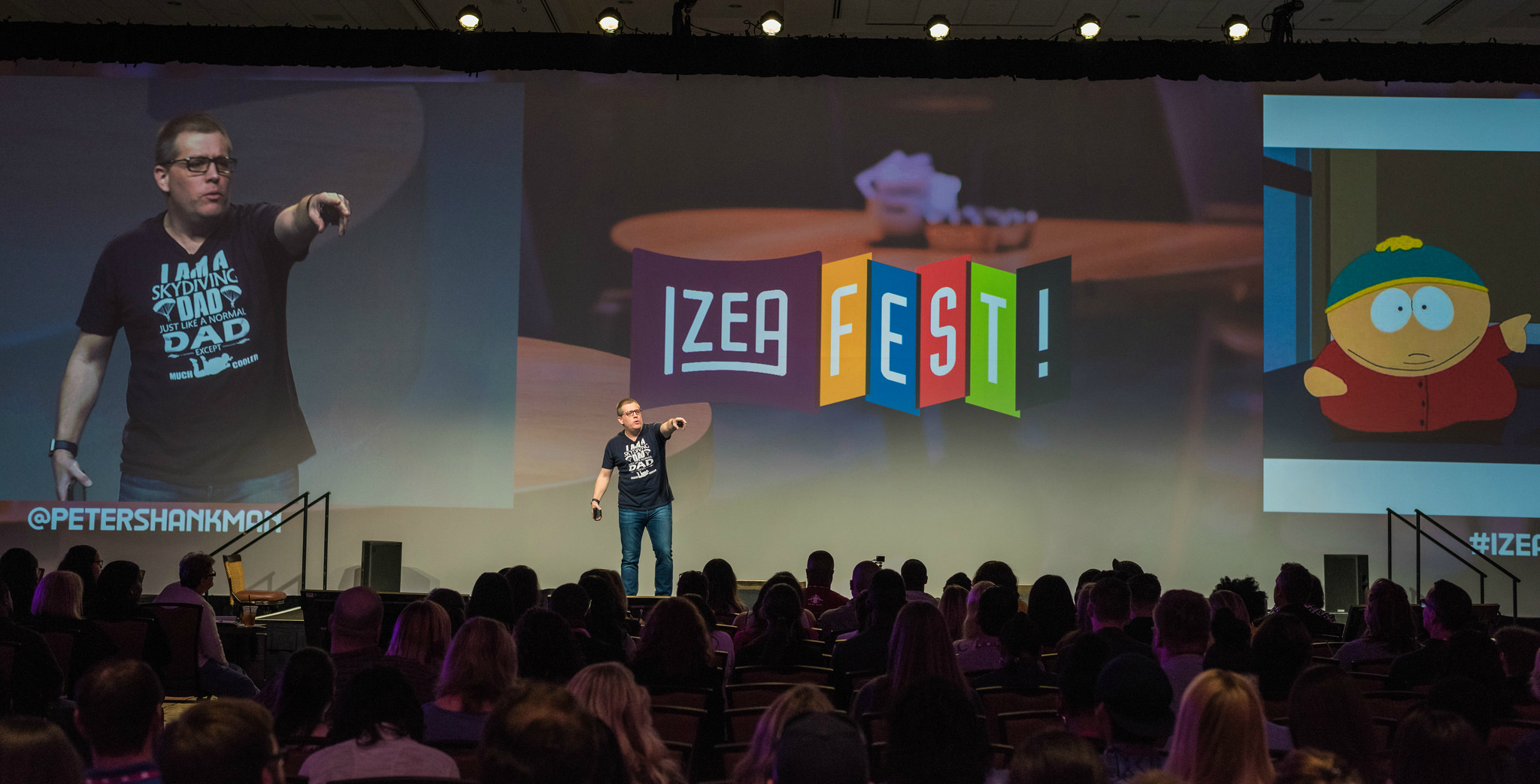 IZEAfest Session Video Recap: Peter Shankman