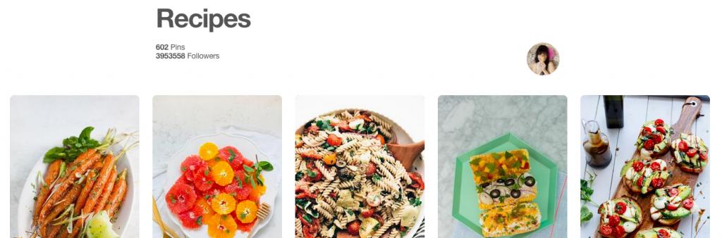 Oh Joy Recipes Top Pinterest Board