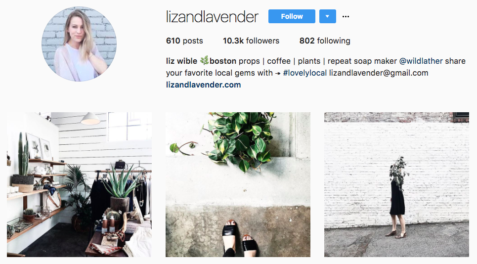Liz Wible Top Micro-Influencer
