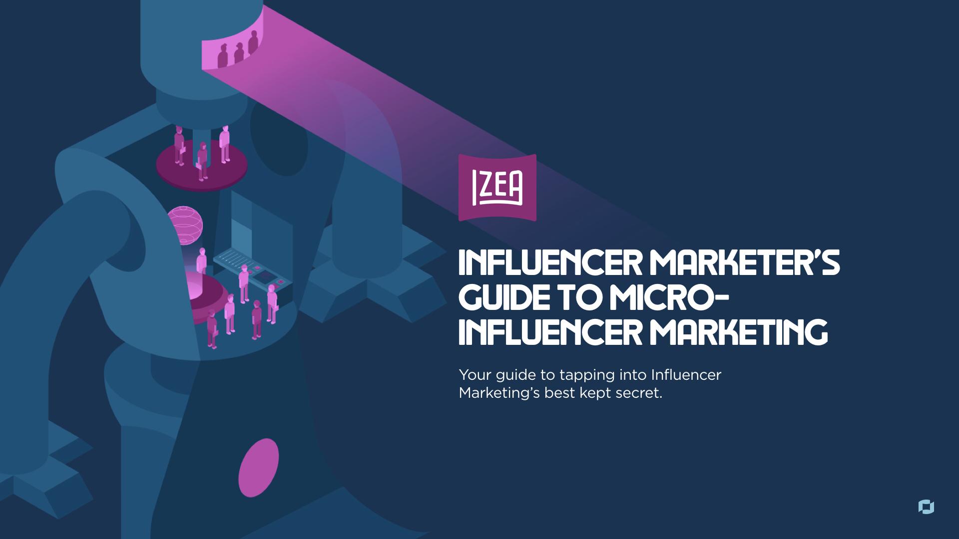 Micro-Influencer Marketing Ebook Cover
