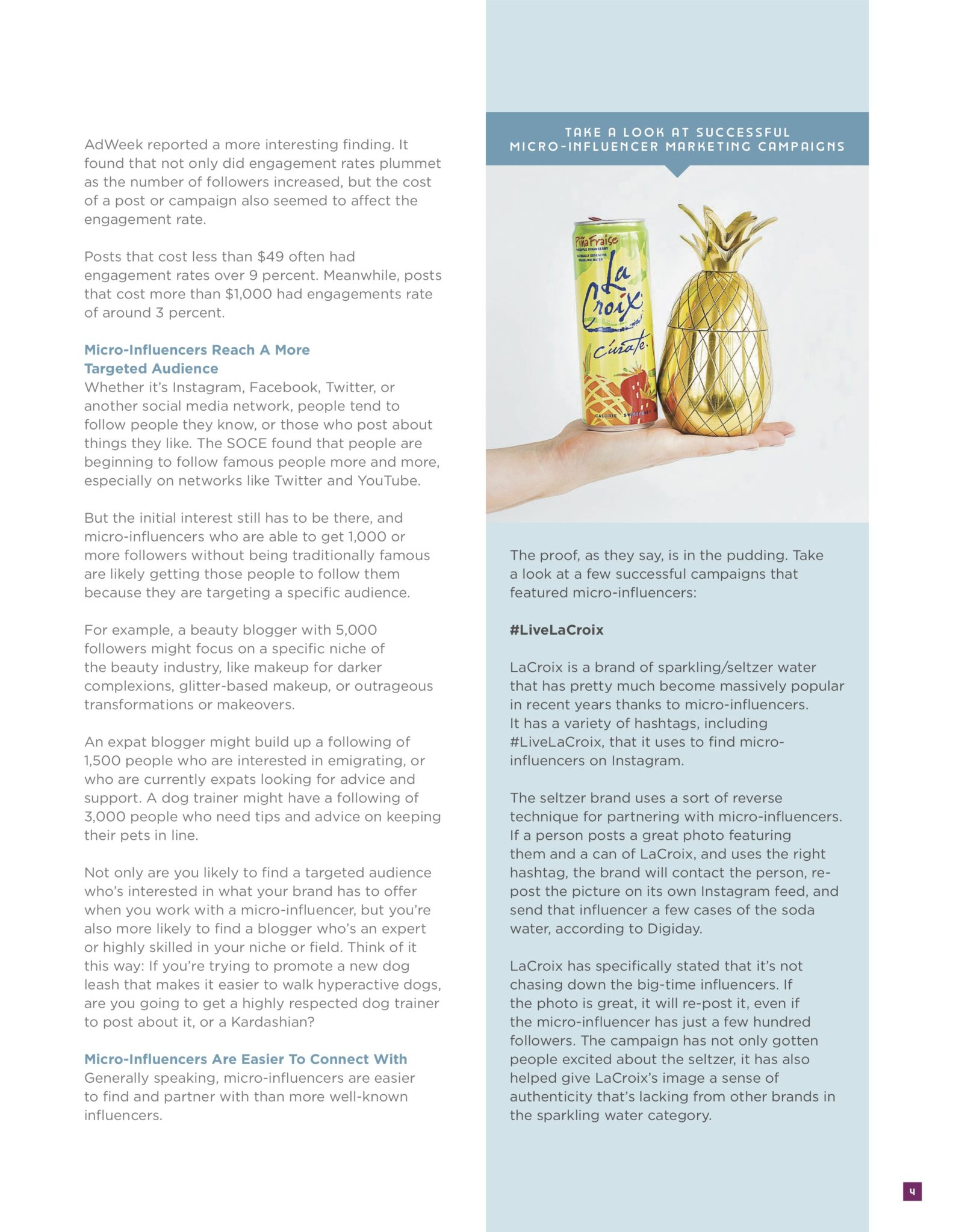 Micro-Influencer Marketing Ebook