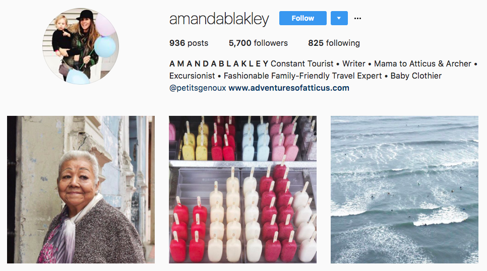 Amanda Blakely Top Micro-Influencer