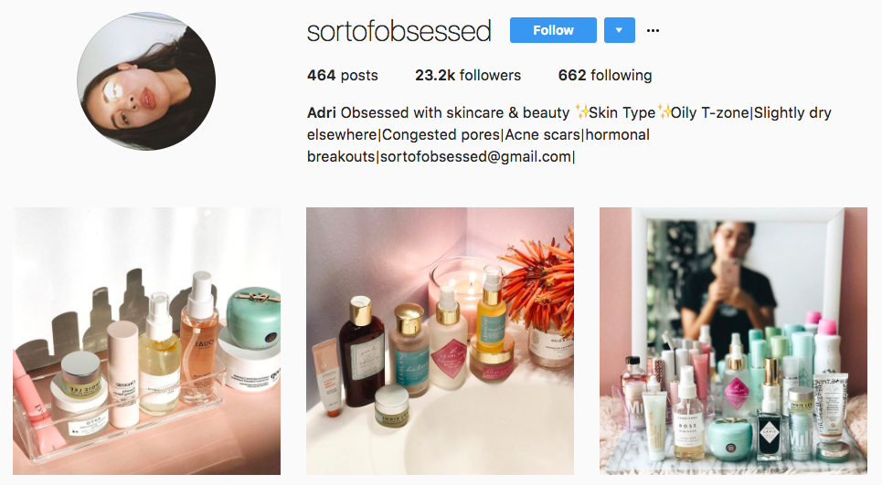 Sort Of Obsessed Top Micro-Influencer