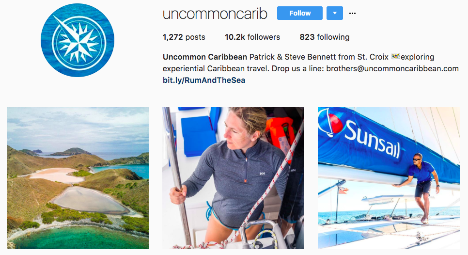 Top Micro-Influencer Uncommon Caribbean