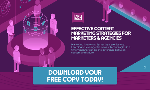Effective Content Marketing Strategies Marketers Agencies CTA