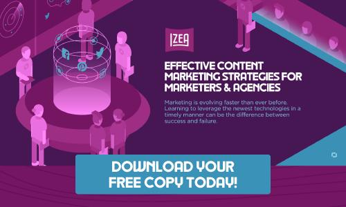 Effective Content Marketing Strategies Marketers Agencies CTA