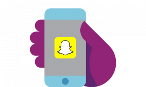 Snapchat Influencer Marketing Example Icon