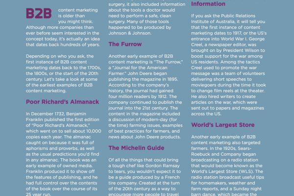 B2B Content Marketing Ebook 2