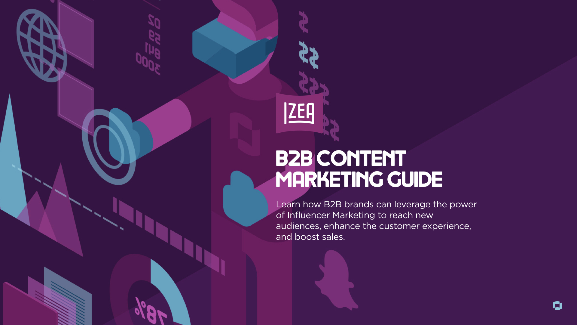 B2B Content Marketing Guide Cover
