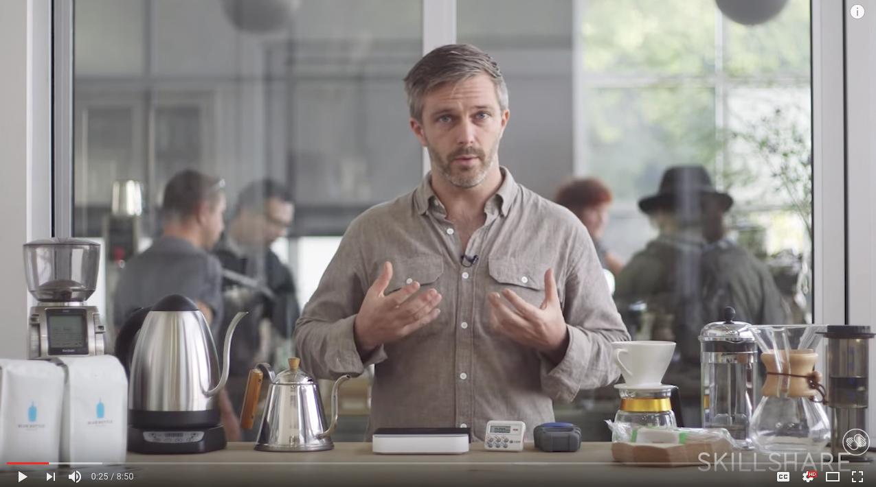 Exploring Brewing Tools Video Content Marketing
