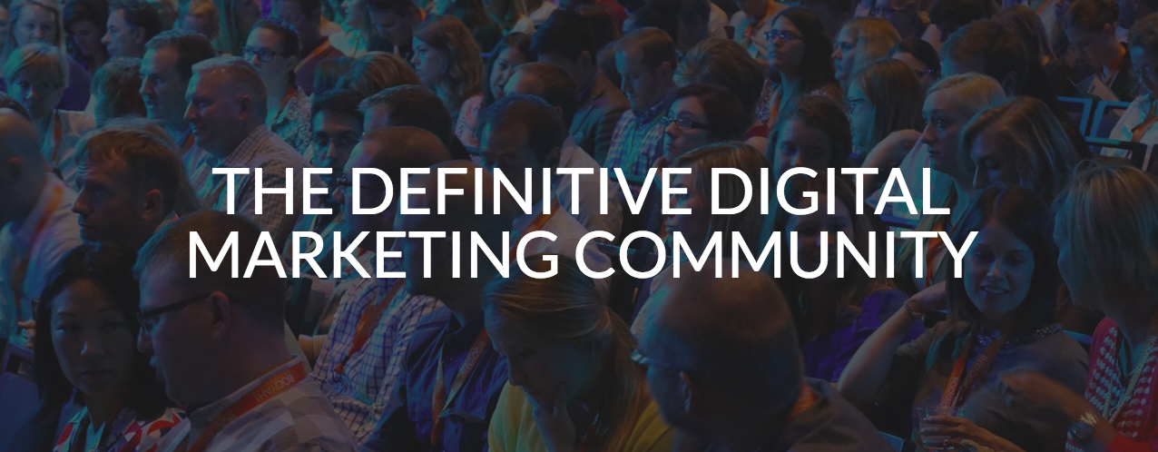 Digital Summit Content Marketing Conference