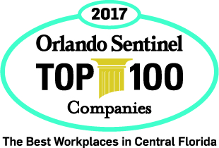 Orlando Sentinel Top 100 Companies 2017