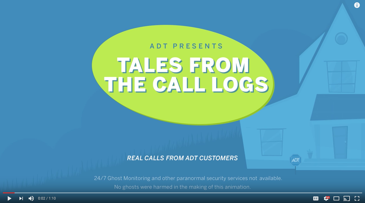 ADT B2C Content Marketing Examples