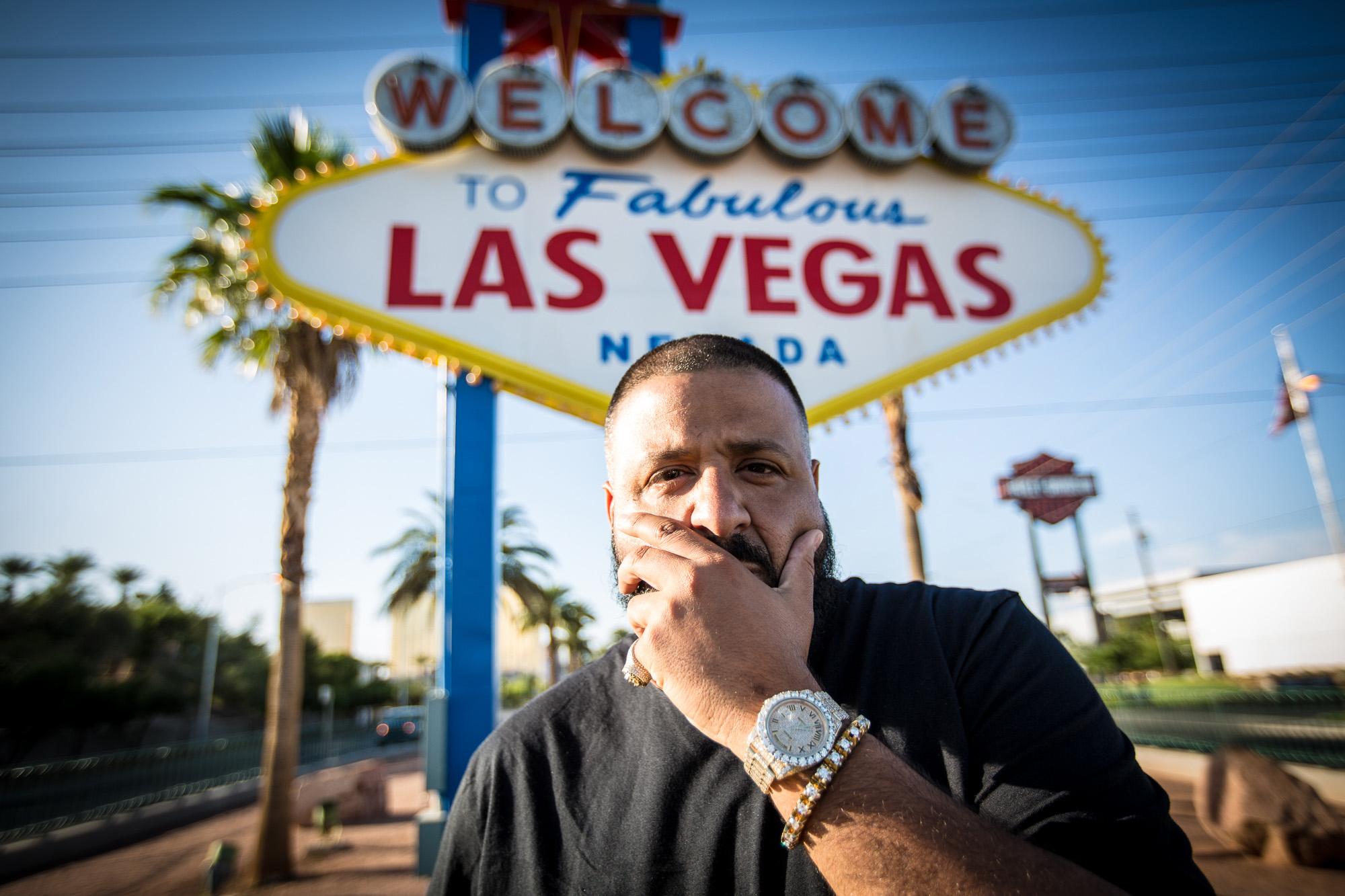 Visit Las Vegas Successful Influencer Marketing Strategy DJ Khaled