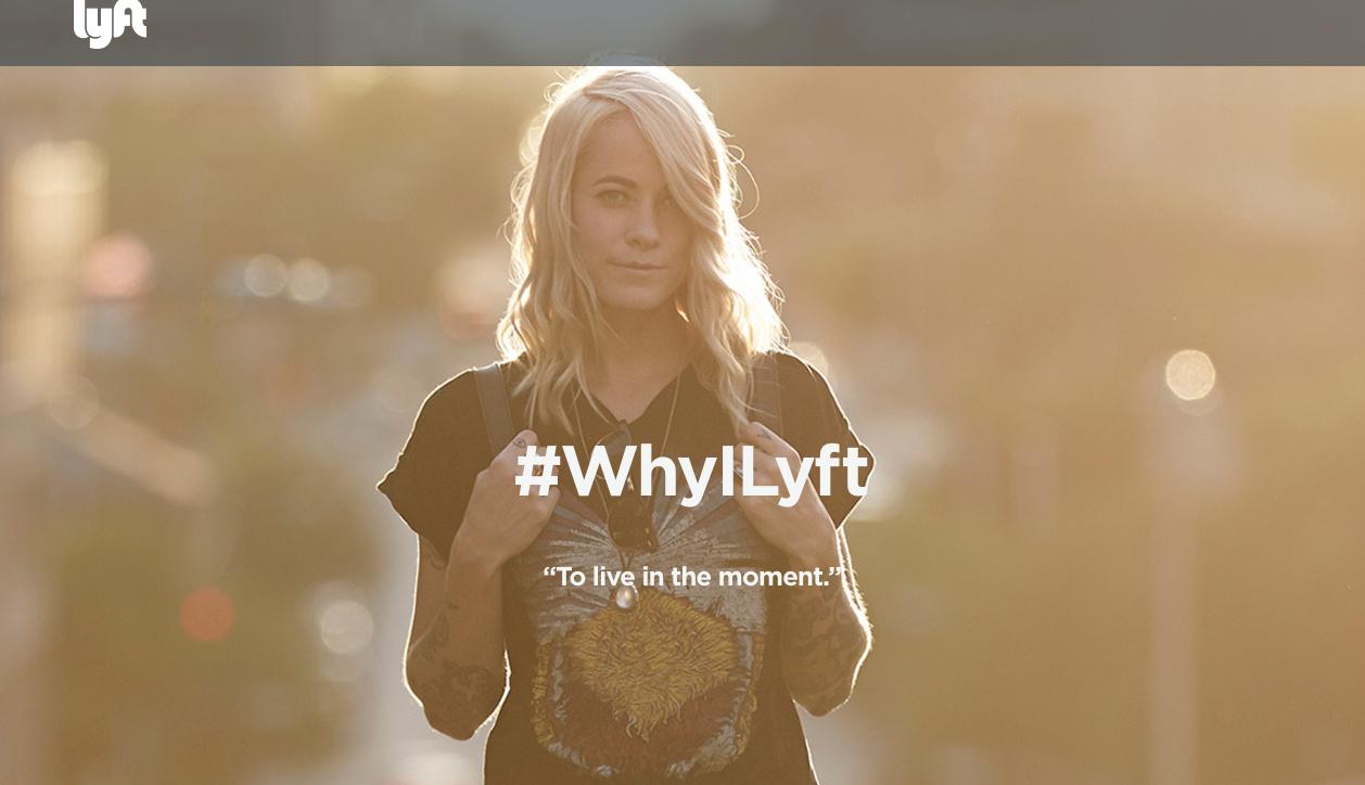 LYFT Content Marketing Brands
