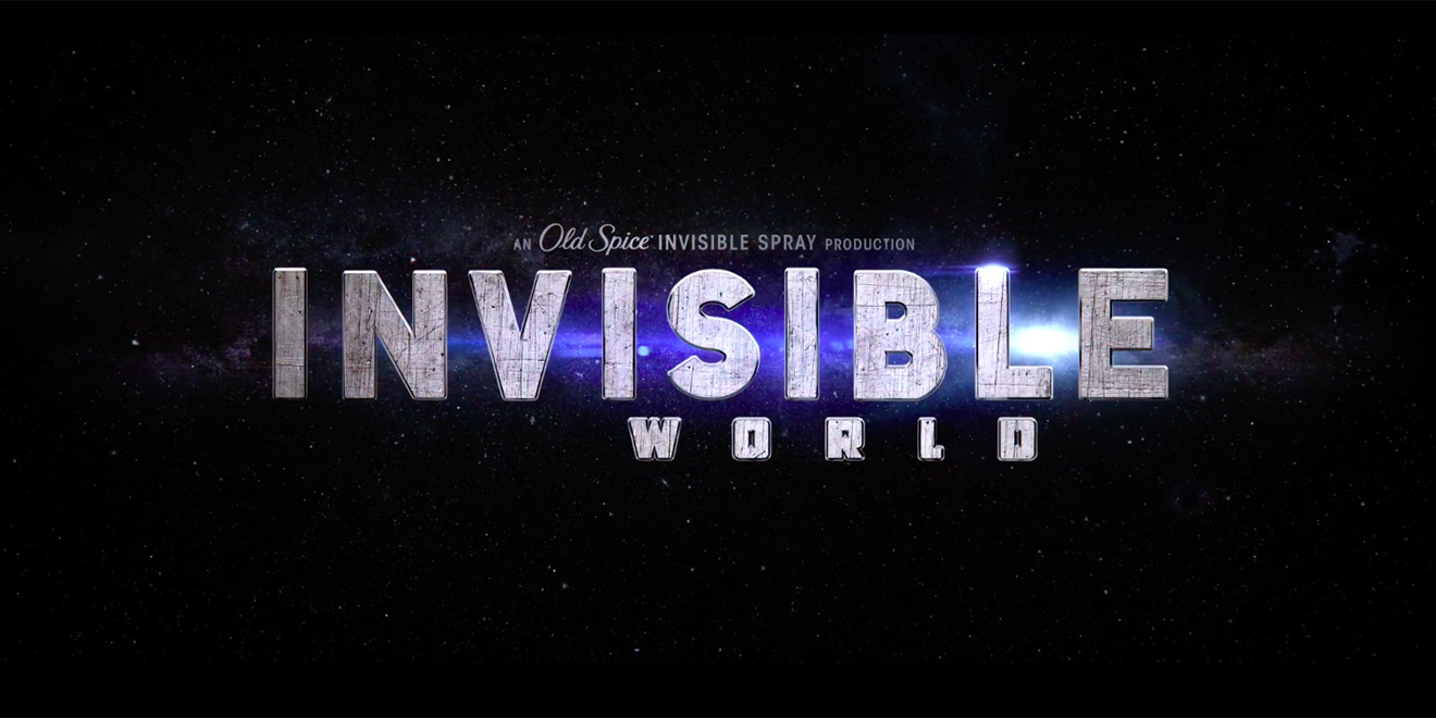 invisible-world-old-spice- best content marketing