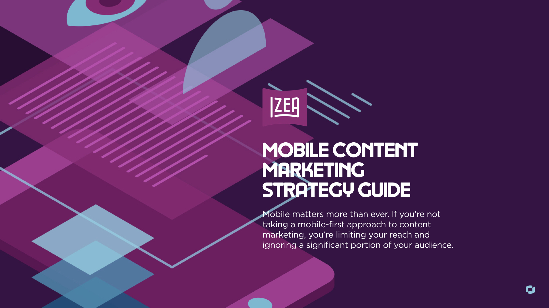 Mobile Content Marketing Ebook Cover