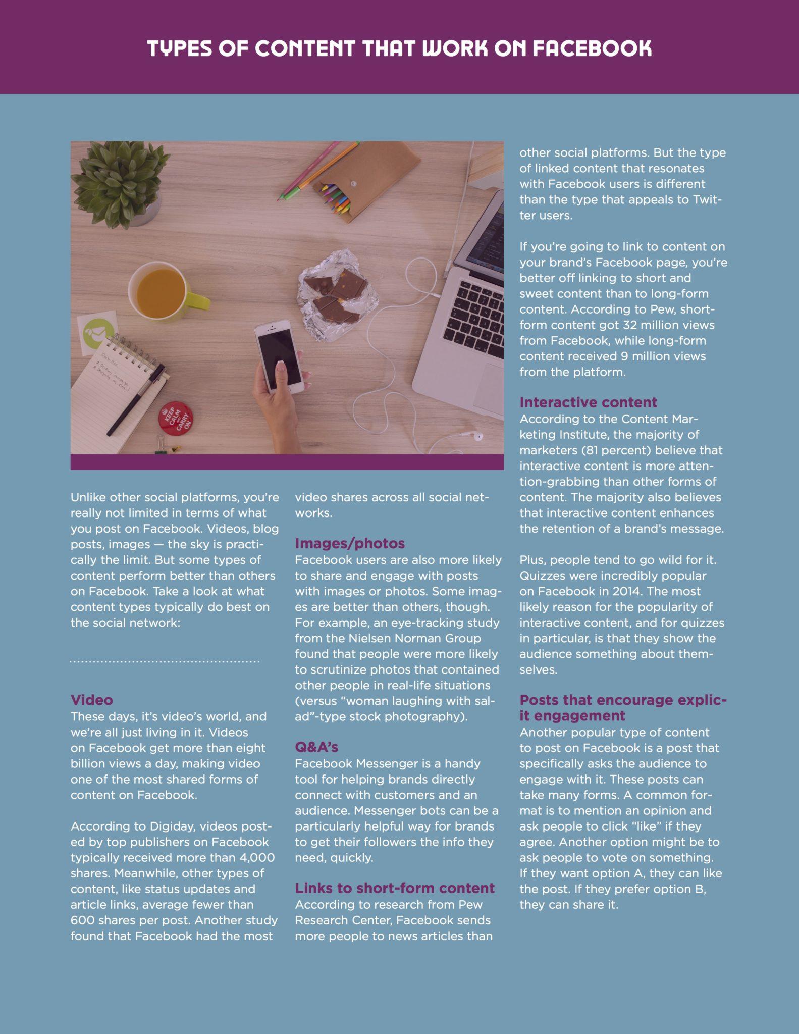 EBook-FacebookContent MarketingGuide 2