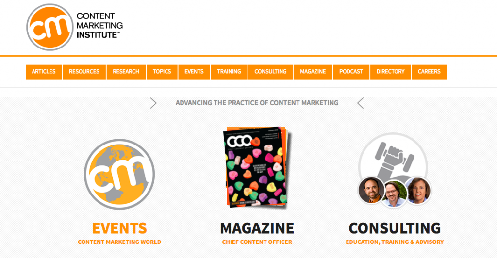 Content Marketing Institute Content Marketing Blog