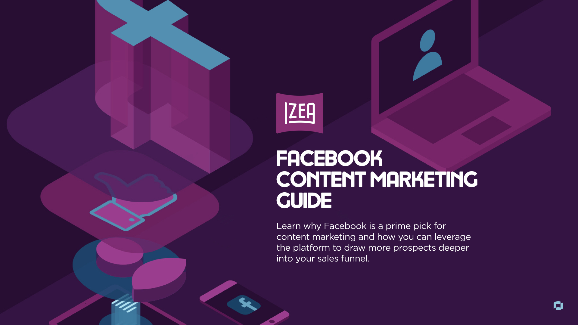Horizontal Cover - FB Content Marketing Guide