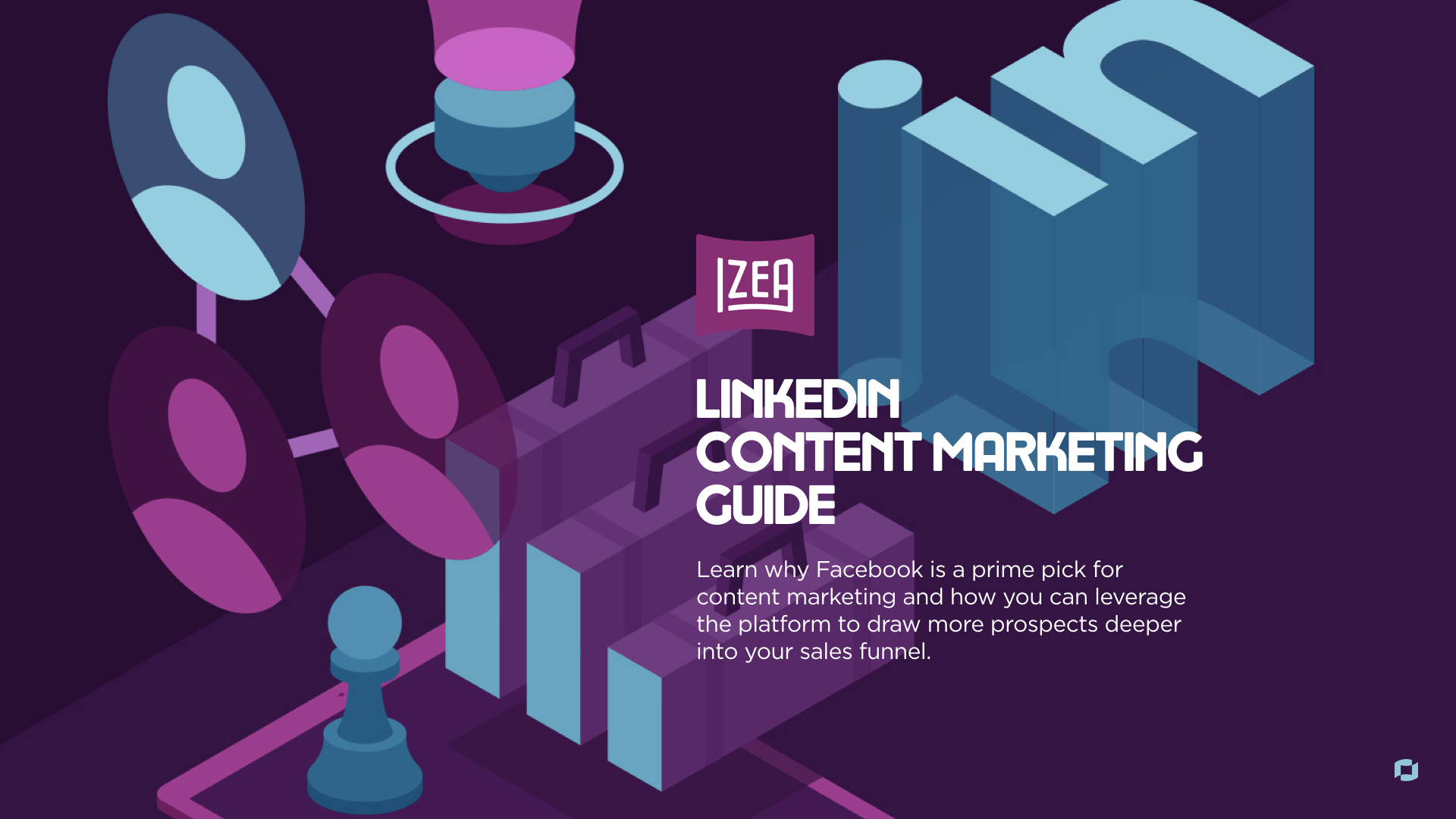 LinkedIn Content Marketing Cover