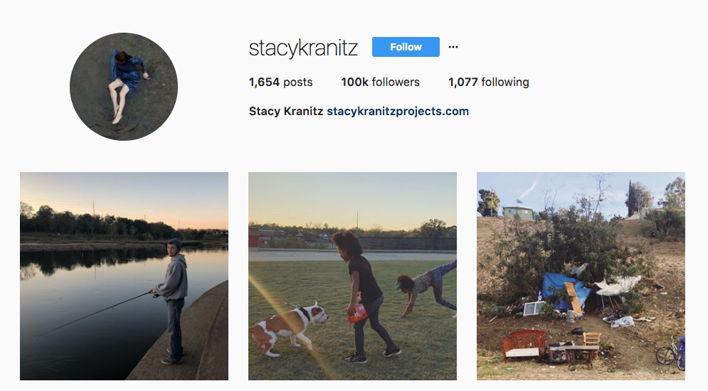 Stacy Kranitz Top Photography Influencer