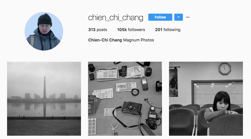 Chien-Chi Chang Photography Influencer