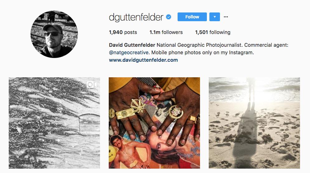 David Guttenfelder Photography Influencer