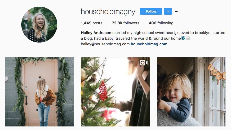 Hailey Andresen Top Parenting Influencer
