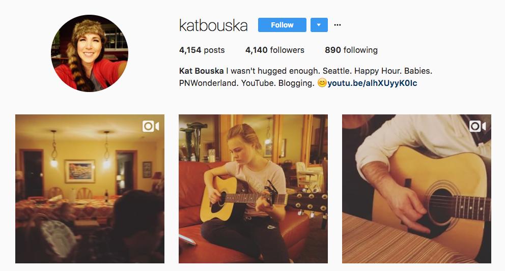 Kat Bouska Top Parenting Influencer