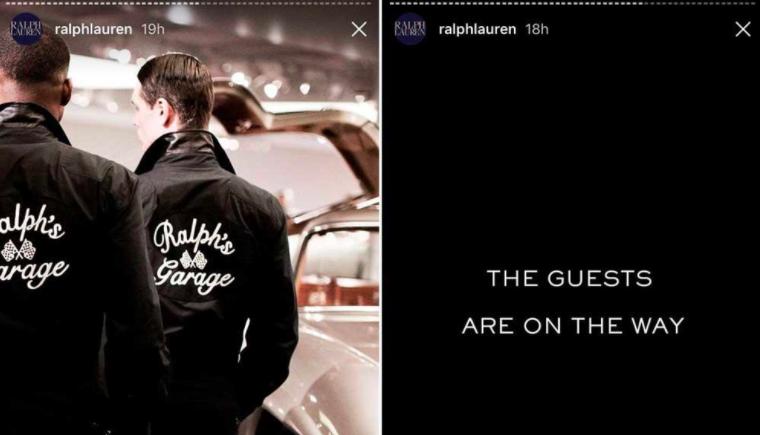 NY Fashion Week Influencer Instagram Stories