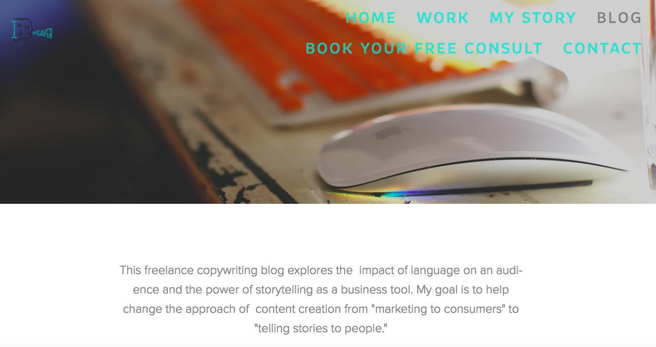 Aluara Weaver Top Blog Content Writer
