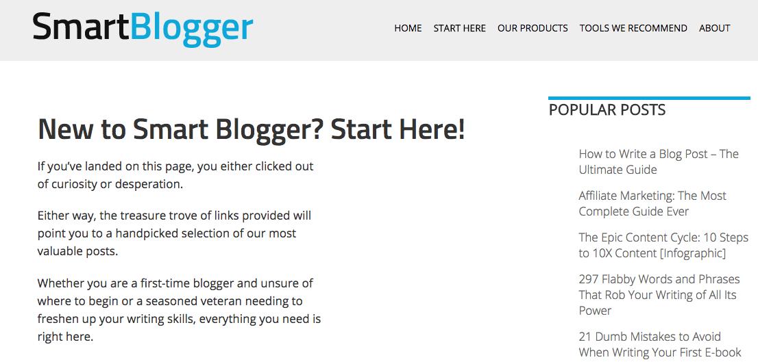 John Morrow Top Blog Content Writer