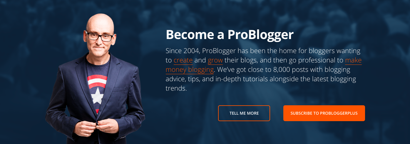 Top Blog Content Writers ProBlogger