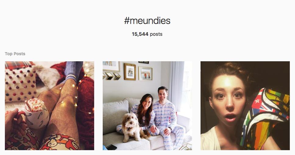 MeUndies Startup Influencer Marketing