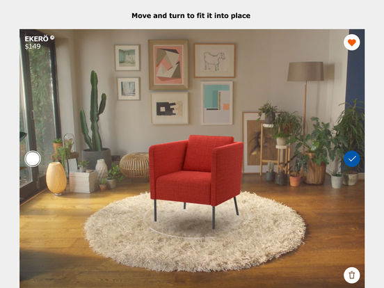 Ikea Place Inspiring Content Marketing