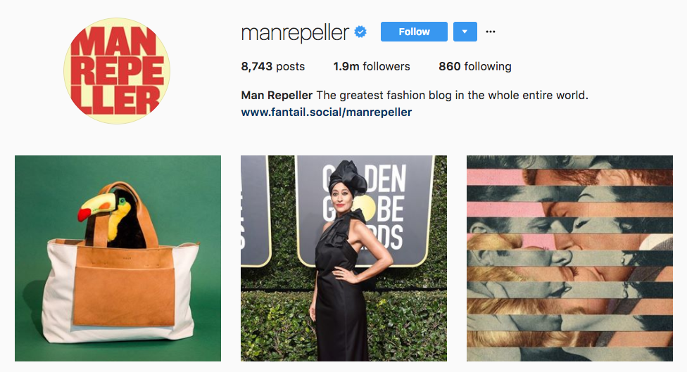Man Repeller Top Millennial Influencers