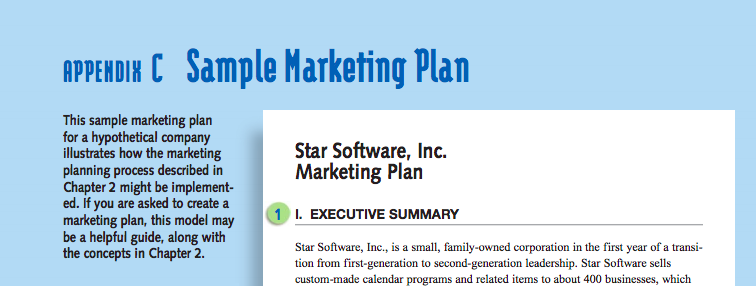 Content marketing plan examples 5 templates to get you started cengage content marketing plan example maxwellsz